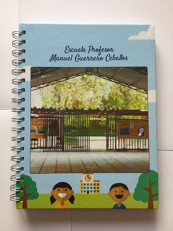 impresion cuadernos